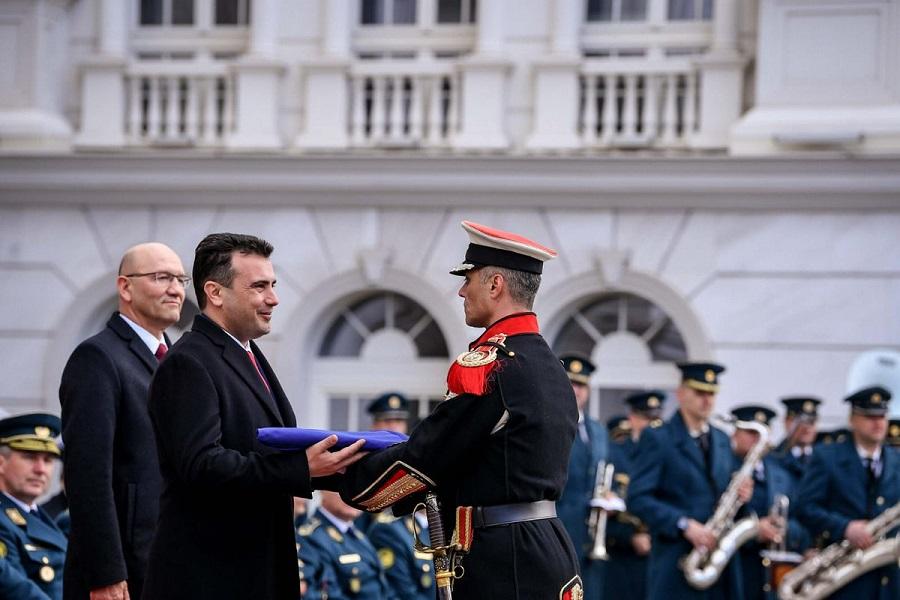 Ζάεφ: «Ζήτω η Δημοκρατία της Βόρειας Μακεδονίας!»