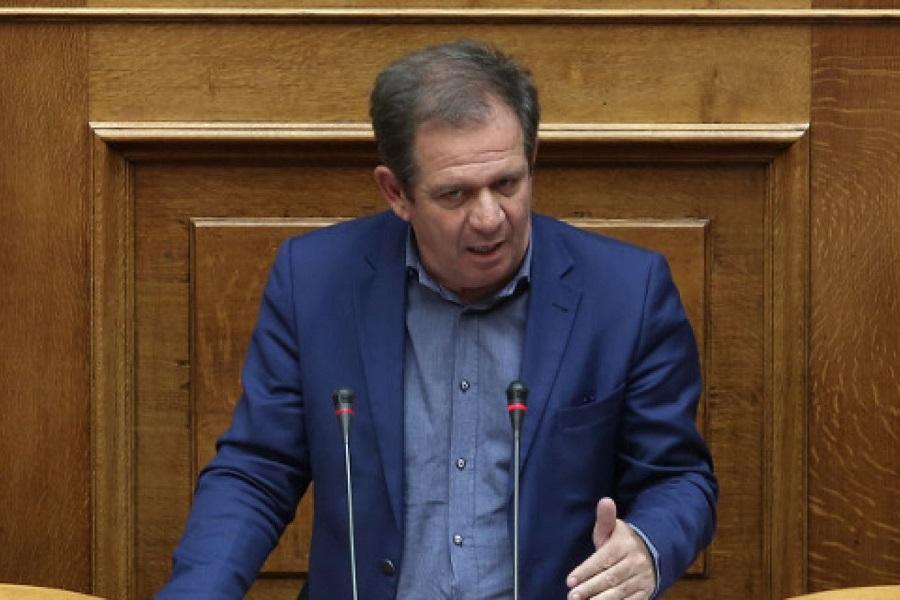 Επίθεση στο σπίτι βουλευτή του ΣΥΡΙΖΑ Δημήτρη Δημητριάδη στην Πτολεμαΐδα