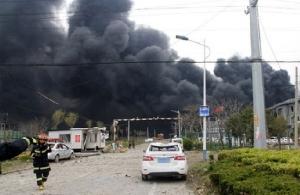 Κίνα: Στους 44 οι νεκροί από την έκρηξη σε χημικό εργοστάσιο