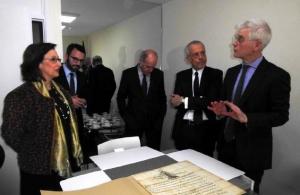 Επαναπατρισμός κειμηλίων που είχαν κλαπεί το 1979 — Πατριαρχικά έγγραφα, τουρκικά φιρμάνια
