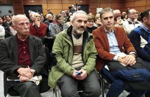 Στην παρουσίαση του βιβλίου του Θεοφάνη Μαλκίδη στη Δράμα παρευρέθηκε ο Πόντιος ακτιβιστής Γιάννης-Βασίλης Γιαϊλαλί