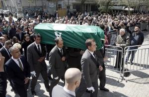 Κηδεία Θανάση Γιαννακόπουλου: Παυλόπουλος, Τσίπρας, αθλητές, φίλοι και αντίπαλοι στο τελευταίο αντίο