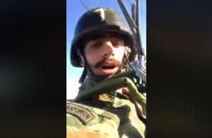 Αποβλήθηκε από τη Σχολή Αλεξιπτωτιστών ο καταδρομέας που τραγούδησε το «Μακεδονία Ξακουστή» (βίντεο)