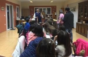 Μαθητές δημοτικού σχολείου βρήκαν τις απαντήσεις τους σε ποντιακό σύλλογο!