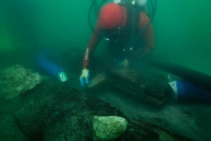 Ένα ναυάγιο δικαιώνει τον Ηρόδοτο μετά από 2.469 χρόνια