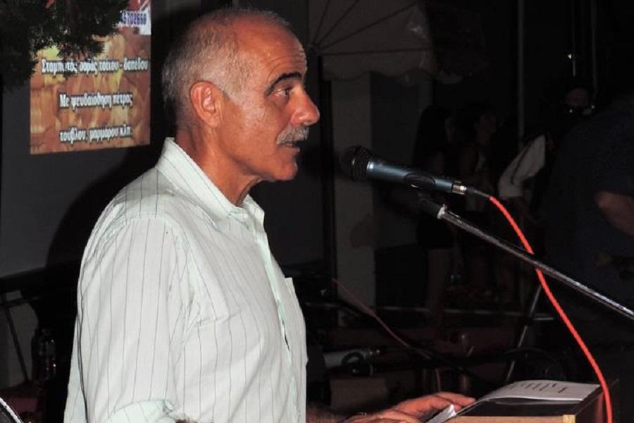 Παραιτήθηκε ο πρόεδρος της Ένωση Ποντίων Ωραιοκάστρου και Φίλων Ηρακλής Τσακαλίδης