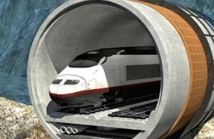 Κινεζική εταιρεία θα κατασκευάσει τη μεγαλύτερη υποθαλάσσια σιδηροδρομική σήραγγα στον κόσμο