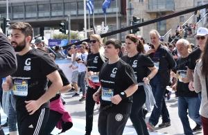 14ος Διεθνής Μαραθώνιος «Μέγας Αλέξανδρος»: Έτρεξε για τη μνήμη και τη ζωή η 100 Running Team της ΠΟΕ (φωτο)