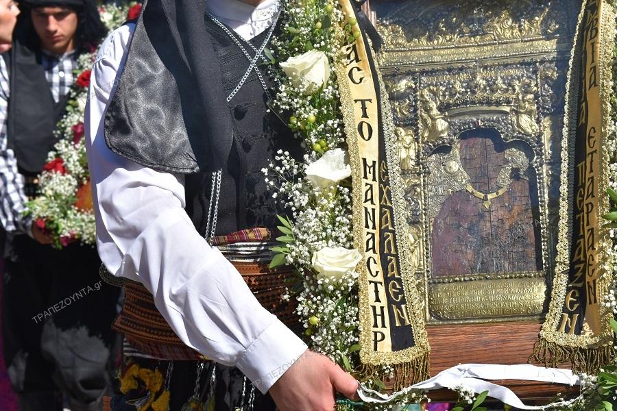 Στη Λεβαία Φλώρινας πηγαίνει η εικόνα της Παναγίας Σουμελάς το Μάιο