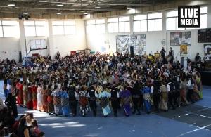 Με επιτυχία πραγματοποιήθηκε το 11ο Παιδικό–Εφηβικό Φεστιβάλ Ποντιακών Χορών στην Χρυσούπολη Καβάλας (βίντεο)