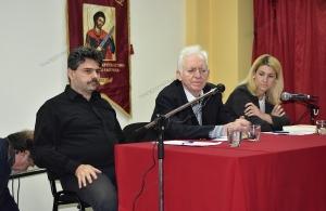 Γιώργος Καραμπελιάς: Τα τραγούδια του Πόντου και ο… Κωνσταντίνος Καβάφης