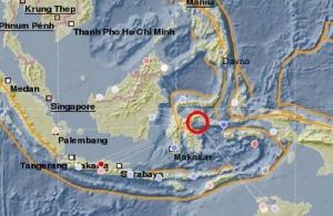 Σεισμός 6,8 Ρίχτερ στην Ινδονησία — Προειδοποίηση για τσουνάμι