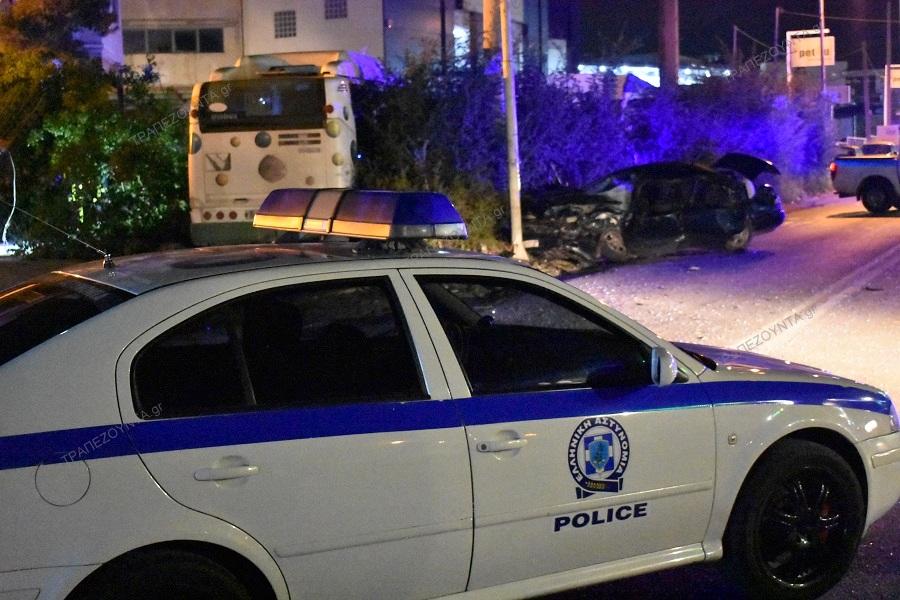 Αχαρνές: Ένας νεκρός και τρεις τραυματίες ύστερα από ληστεία — Συγκρούστηκε το κλεμμένο ΙΧ με λεωφορείο — Τι δήλωσε στο ΤΡΑΠΕΖΟΥΝΤΑ.gr ο διανομέας που λήστεψαν