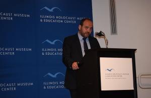 Θεοδόσης Κυριακίδης: «Οι περισσότεροι ξένοι ακαδημαϊκοί δεν γνωρίζουν το θέμα της Γενοκτονίας των Ποντίων»