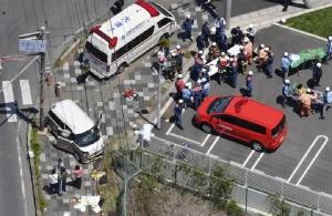 Ιαπωνία: Αυτοκίνητο έπεσε πάνω σε νήπια — Δύο νεκρά και δώδεκα τραυματισμένα