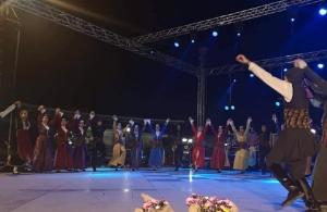 Η «Τραπεζούντα» Φυλής τίμησε τη γιορτή των Αγίων Κωνσταντίνου και Ελένης στα Άνω Λιόσια