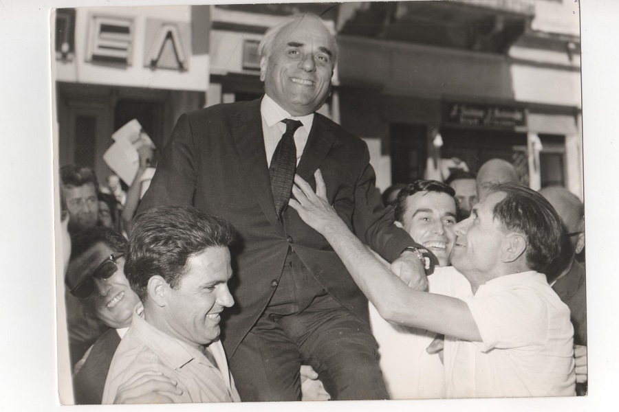 Μνημόσυνο για τον Πόντιο πολιτικό Αλέξανδρο Μπαλτατζή