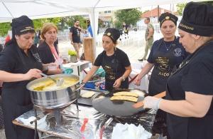 Σταυροδρόμι γεύσεων έγινε ξανά το Θρυλόριο — Με επιτυχία πραγματοποιήθηκε το 5ο έτος Ποντιακής Γαστρονομίας