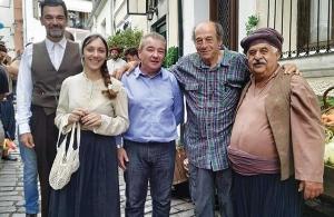 Μέχρι και τις 19 Ιουλίου συνεχίζονται τα γυρίσματα για «Το κόκκινο ποτάμι» στην Παλιά Πόλη της Ξάνθης