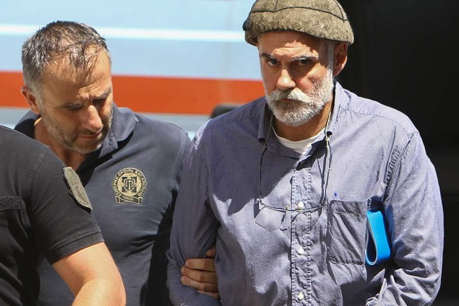 Ομόφωνα ένοχος ο Κορκονέας για τον φόνο Γρηγορόπουλου — Aθώος ο Σαραλιώτης