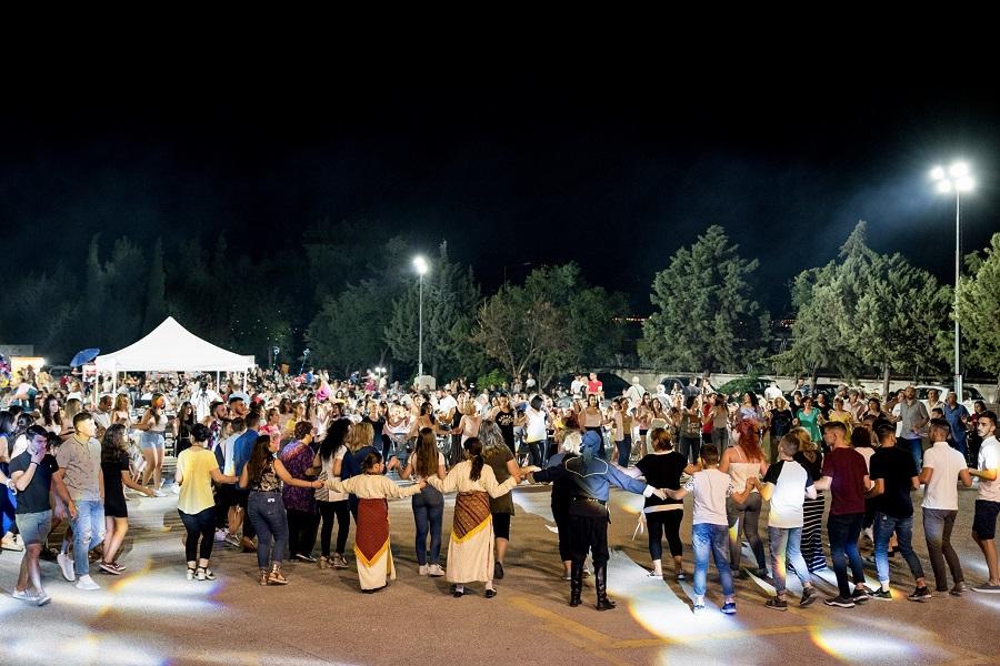 Με μεγάλη κοσμοσυρροή και τεράστια επιτυχία έπεσε η αυλαία για το φετινό διήμερο πανηγύρι των «Ακριτών του Πόντου» στον Ασπρόπυργο