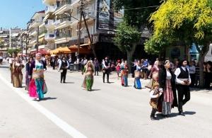 """Η Ένωση Ποντίων νομού Κιλκίς """"Οι Αργοναύτες"""" συμμετείχε στην παρέλαση για την επέτειο της απελευθέρωσης του Κιλκίς"""