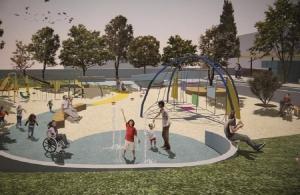 Η Θεσσαλονίκη θα αποκτήσει το μεγαλύτερο πάρκο ΑΜΕΑ των Βαλκανίων