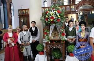 Η Μεγάλη Βρύση Κιλκίς υποδέχθηκε πιστό αντίγραφο της εικόνας της Παναγίας Σουμελά