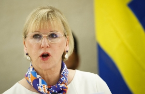 Σουηδή υπουργός εξωτερικών: «Είναι πολύ δύσκολο να αποδεχτούμε ως γενοκτονία τα γεγονότα του 1915»