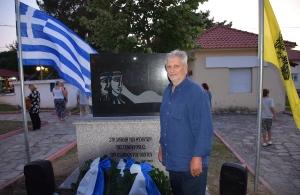 Πραγματοποιήθηκαν τα αποκαλυπτήρια του μνημείου Γενοκτονίας Ελλήνων του Πόντου στο Μεσιανό Πέλλας (βίντεο)