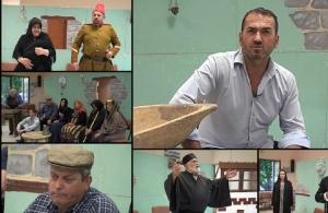 Το νέο θεατρικό έργο του Παύλου Παραστατίδη «Δε λησμονώ πατρίδα μου» κάνει πρεμιέρα σήμερα στο Μεσόβουνο Κοζάνης