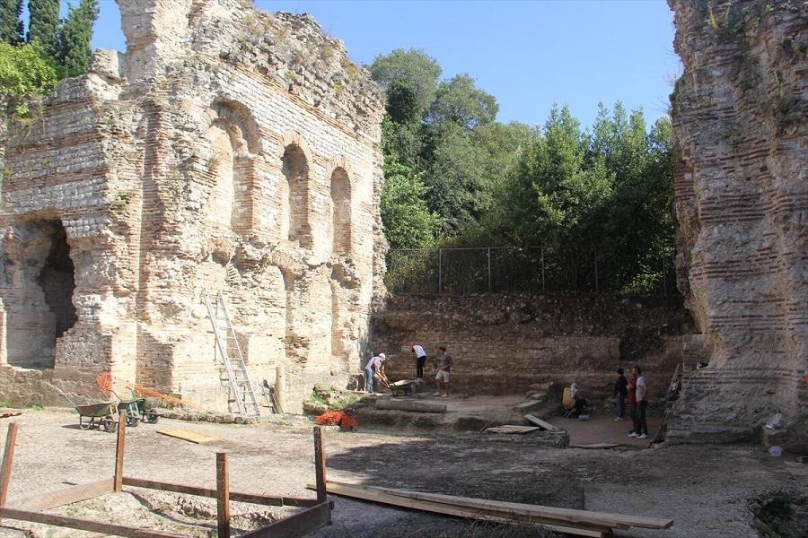 Εκκλησία 1500 ετών ανακαλύφθηκε στην Σινώπη του Πόντου (φώτο)