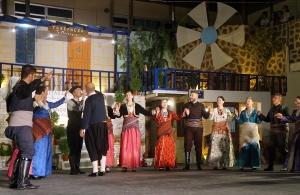 Η Εύξεινος Λέσχη Ποντίων Νάουσας συμμετείχε στο «24ο Φεστιβάλ Λαϊκού χορού» στο Σούλι Πατρών