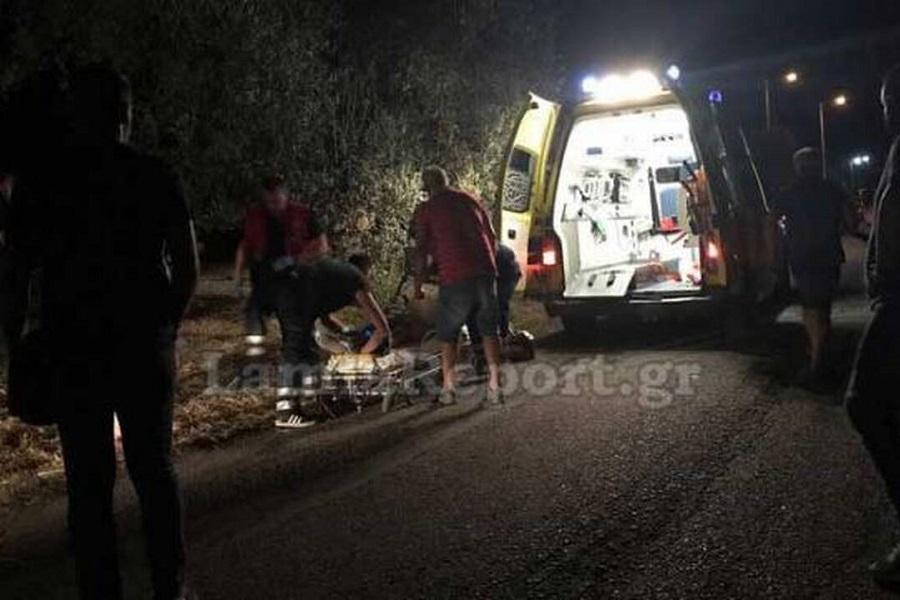Θρήνος στη Φθιώτιδα: Αυτοκίνητο παρέσυρε παιδιά με ποδήλατα — Ένας 14χρονος νεκρός