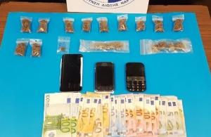 Συνελήφθησαν τέσσερις έμποροι ναρκωτικών στην Ομόνοια