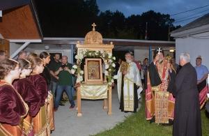 Με το βλέμμα στη νεολαία τιμήθηκε η Παναγία Σουμελά στις ΗΠΑ (φώτο)