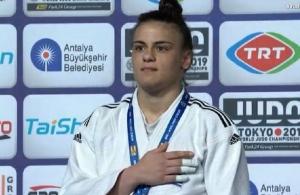 Νέο χρυσό για την Πόντια τζουντόκα Ελισάβετ Τελτσίδου — Δίνει μάχη για να βρεθεί στους Ολυμπιακούς