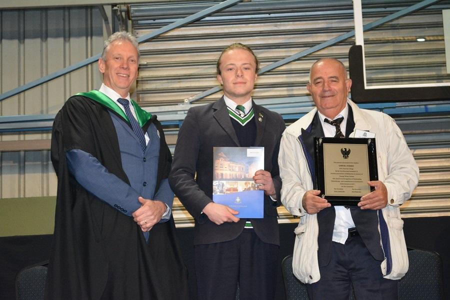 Απονεμήθηκε και φέτος το βραβείο «George Devine Treloar» στο Ballarat της Αυστραλίας