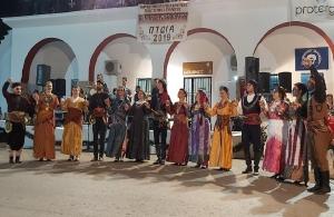 Το Ποντιακό τμήμα του ΕΛ.ΚΕ.ΛΑ.Μ Π. Φαλήρου παρουσίασε χορούς στο Ακραίφνιο (φωτο, βίντεο)