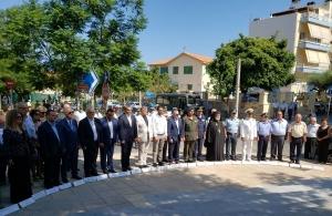 Τιμήθηκε στο Ηράκλειο Κρήτης η ημέρα εθνικής μνήμης της Γενοκτονίας των Ελλήνων της Μικράς Ασίας