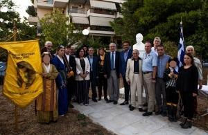 Επέτειος μνήμης του Πόντιου εθνομάρτυρα Νίκου Καπετανίδη στο Μαρούσι