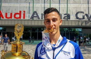 Πρώτος στο Πανευρωπαϊκό Πρωτάθλημα Kick Boxing ο Πόντιος Αλέξανδρος Λαζαρίδης