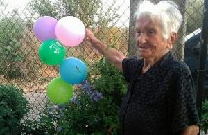Γενέθλια για την υπεραιωνόβια Πόντια που έκλεισε τα 104 χρόνια