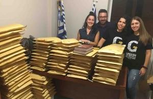 """ΠΟΕ: «100 πανεπιστημιακές βιβλιοθήκες θα λάβουν τον τόμο """"The Genocide of the Pontian Greeks"""" του Κώστα Φωτιάδη»"""