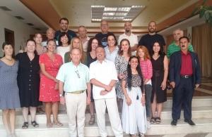 Το «Πολιτιστικό Τραύμα» διερευνήθηκε στο διεθνές θερινό σχολείο που διοργανώθηκε από το Πανεπιστήμιο Αιγαίου