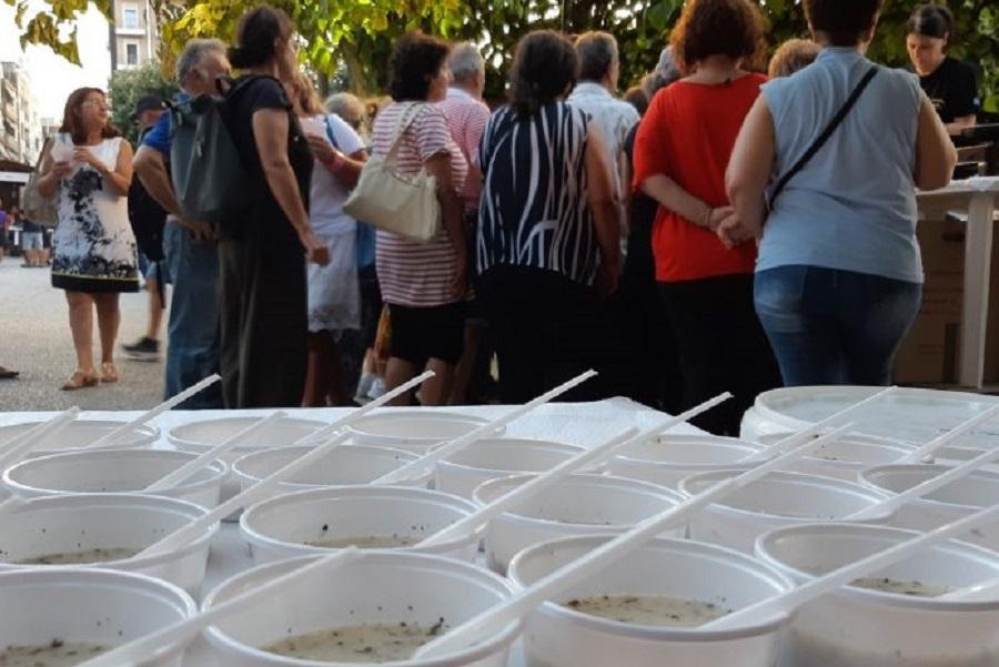 Ποντιακή κουζίνα για ακόμη μια χρονιά στην «Βαλκανική Πλατεία» του δήμου Καλλιθέας–Συκεών