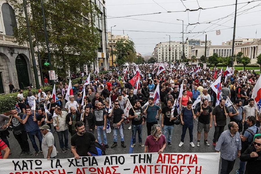 Απεργία: Πώς θα κινηθούν τα μέσα μεταφοράς και ποιοι θα συμμετάσχουν στις κινητοποιήσεις
