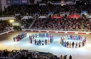 Το δικό του στίγμα άφησε στην σύγχρονη ιστορία, το 15ο Πανελλαδικό Φεστιβάλ Ποντιακών χορών της ΠΟΕ (φωτο, βίντεο)
