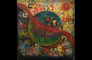 Πηγή καλλιτεχνικής έμπνευσης «Το Κόκκινο Ποτάμι» για την Σοφία Αμπερίδου