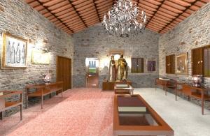 Ιδρύεται οίκος Κομνηνών στο Οίτυλο της Μάνης από την Aδελφότητα Κομνηνών Στεφανόπουλων